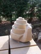 Skulptur aus Sandstein